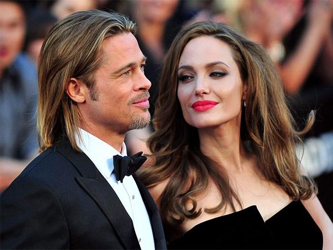Separación Brad Pitt y Angelina