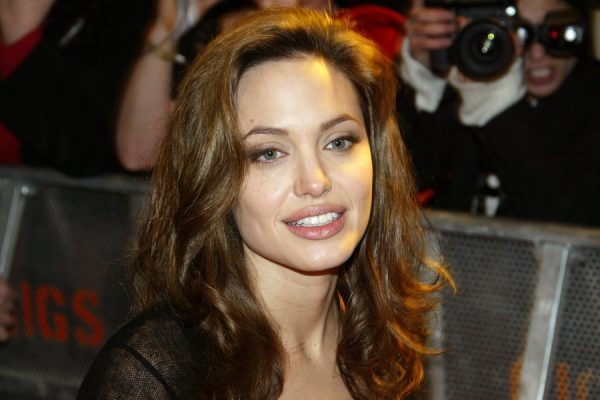 Angelina Jolie Divorcio