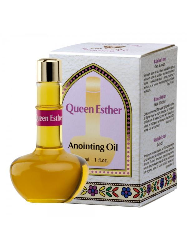 El Aceite de la Reina Ester