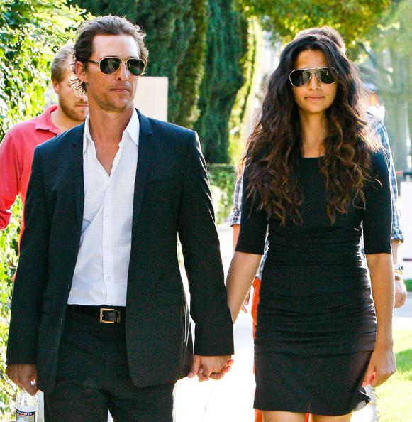 Camila Alves, la Esposa de Matthew McConaughey