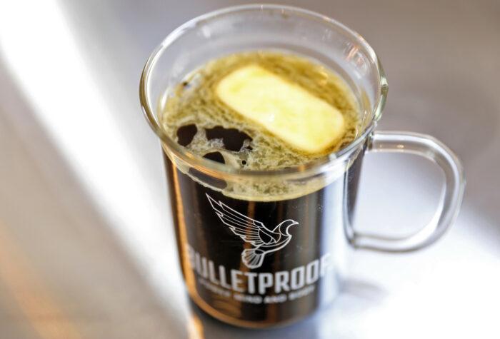 Bulletproof Coffee, el Café Bomba