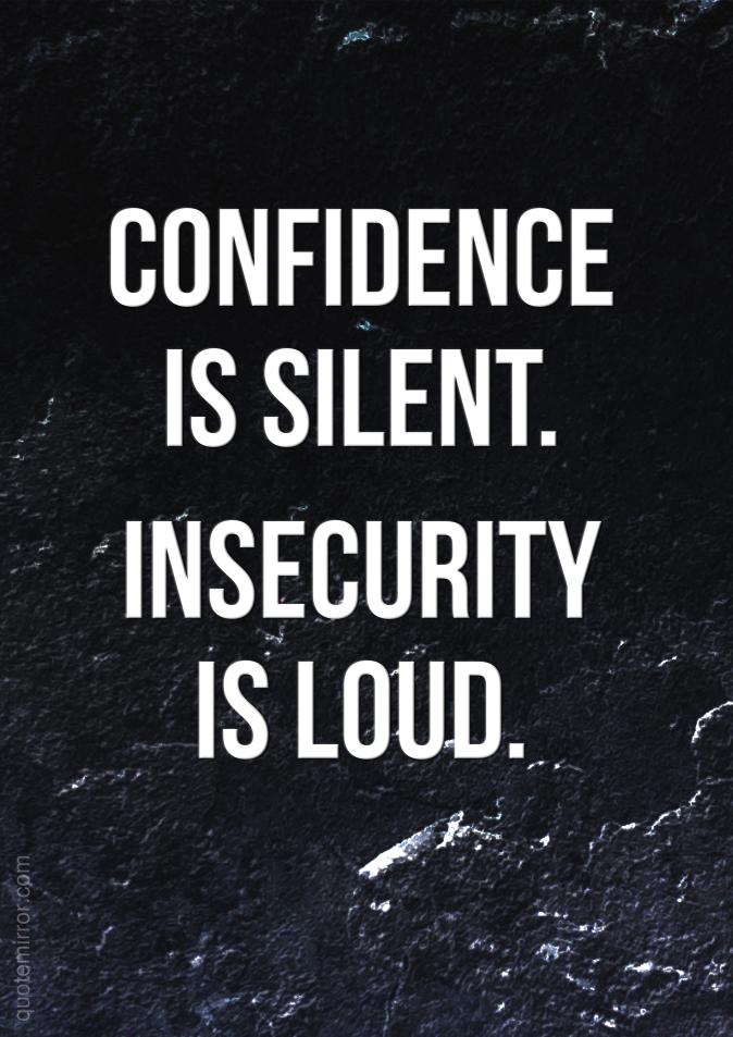 seguridad confianza frases