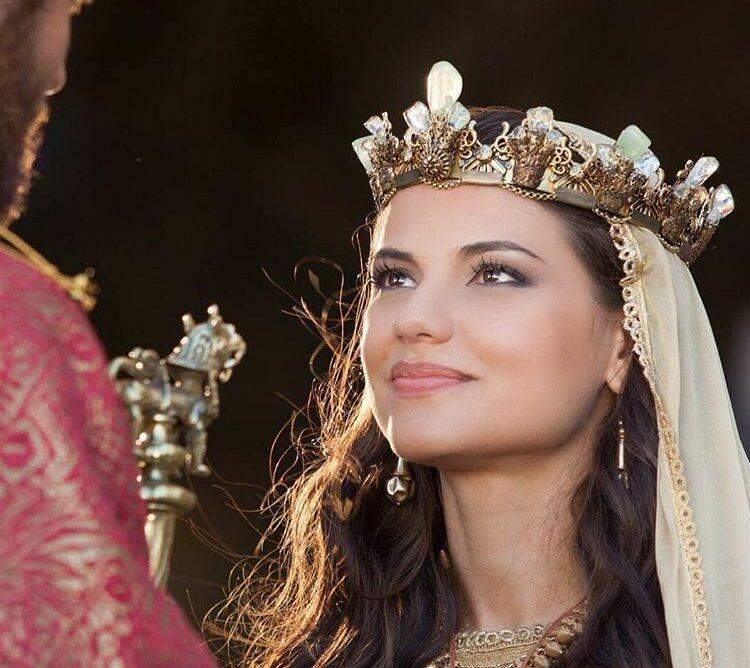 El Ritual de Belleza de la Reina Ester