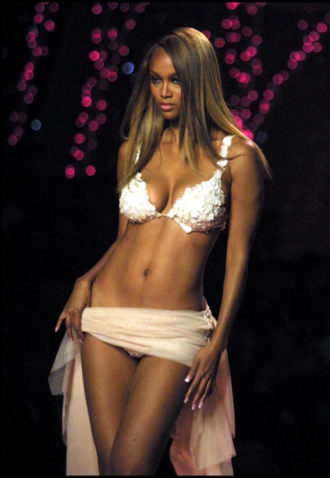 Tyra Banks Victoria's Secret