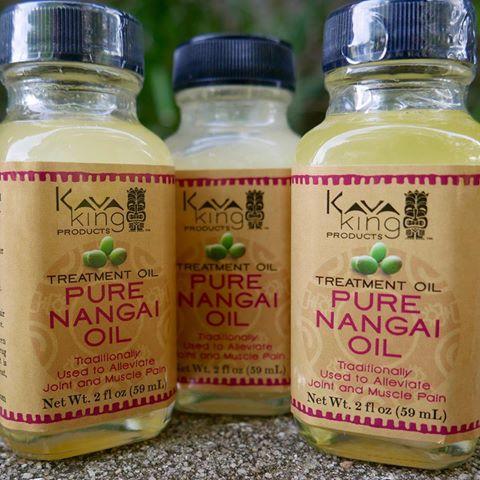 Aceite de Nangai - Blog de Belleza