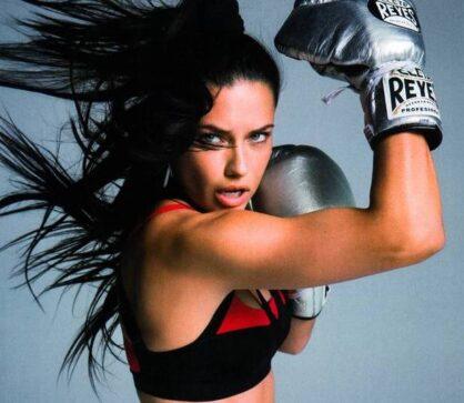 La Súper Rutina Fitness de Adriana Lima