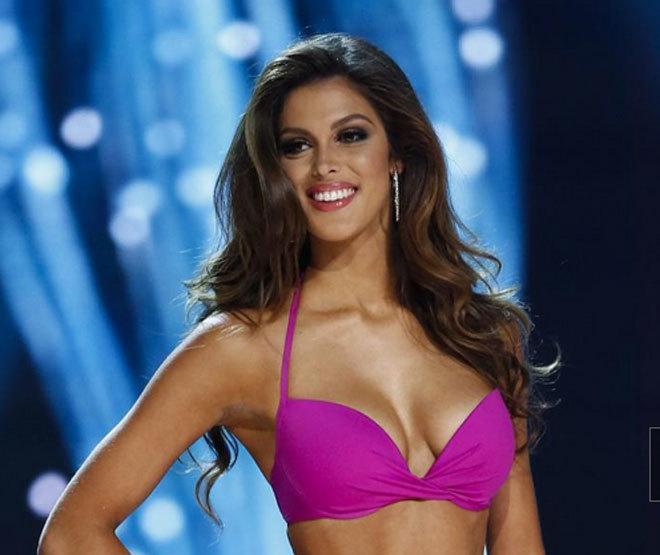 La Francesa Iris Mittenaere es la Nueva Miss Universo