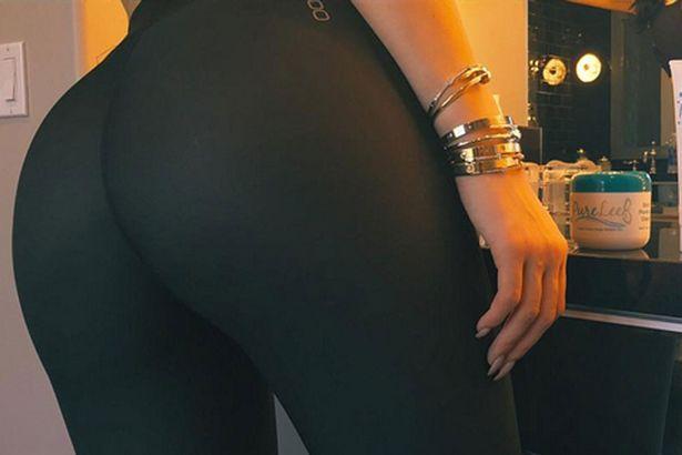 Los Traseros de las Kardashian