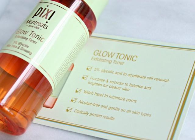 Glow de Pixi Ingredientes