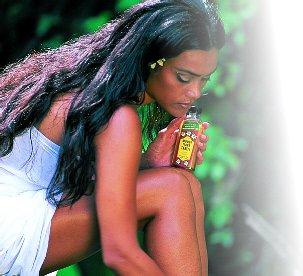 Aceite de Tahiti