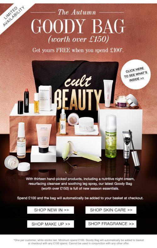 Comprar en Cult Beauty con Descuento