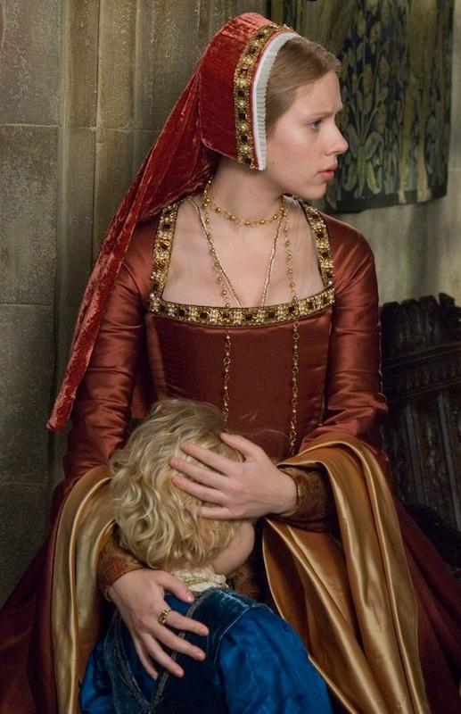 María Bolena y Enrique VIII
