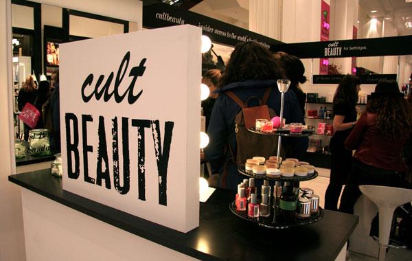 Cult Beauty: el Templo de Belleza Online