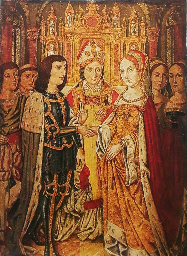 Eduardo IV Isabel Woodville