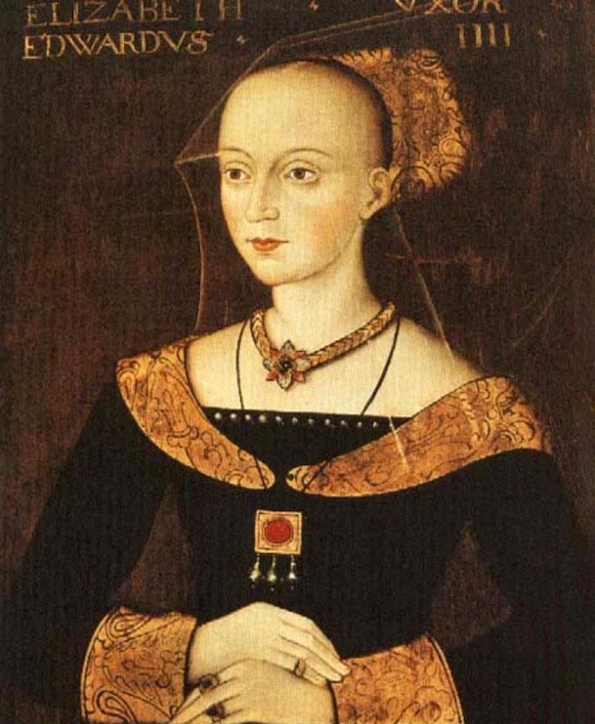 Reina Eduardo IV