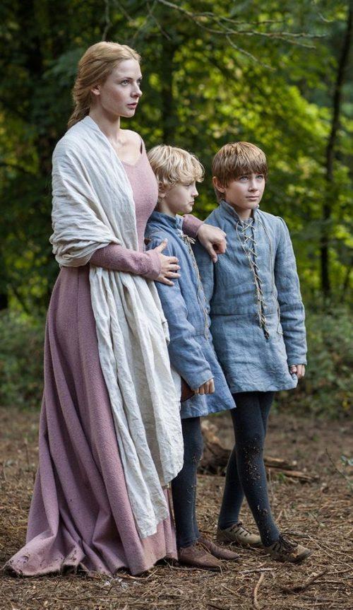 La Reina Isabel Woodville y Eduardo IV