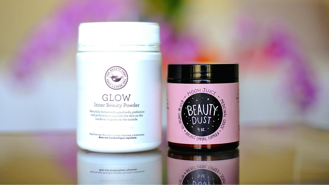 El Suplemento Beauty Dust de Moon Juice