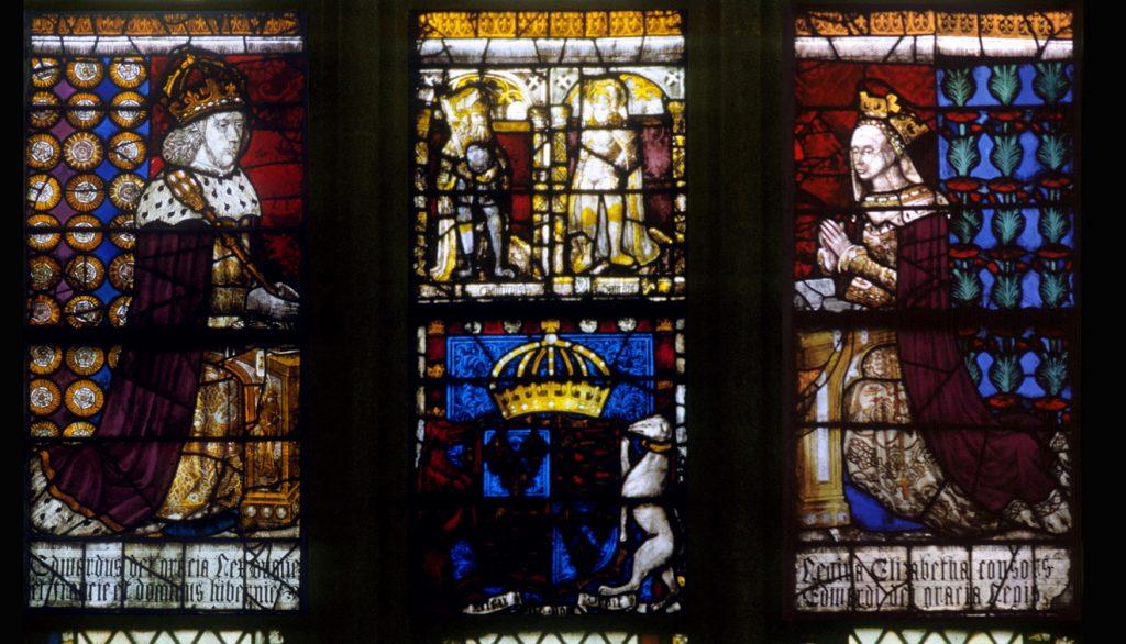 Eduardo IV e Isabel Woodville