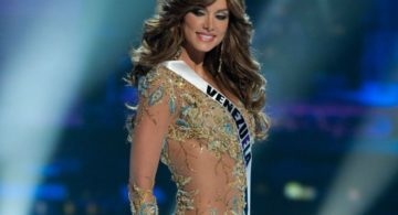 Vanessa Goncalves, de Odontóloga a Miss Venezuela