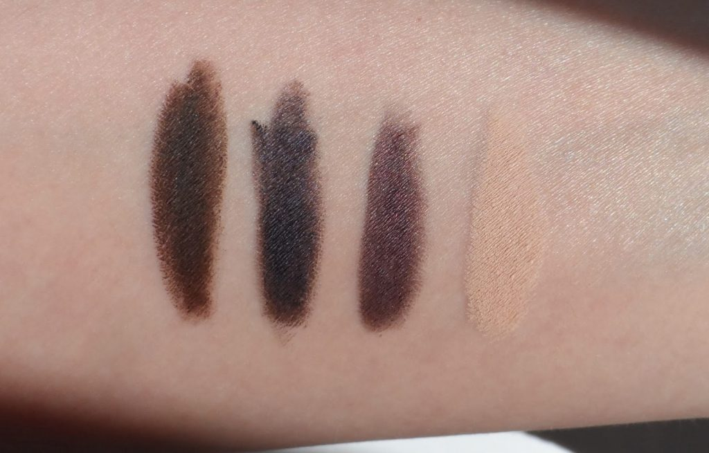 Lápices de Ojos Oscuros