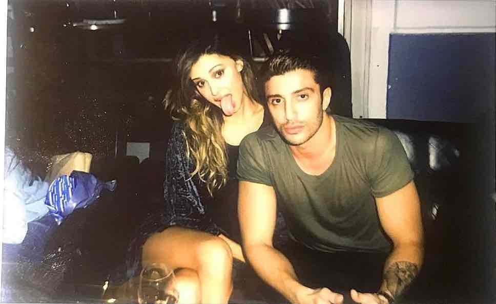 Belen y Andrea Iannone