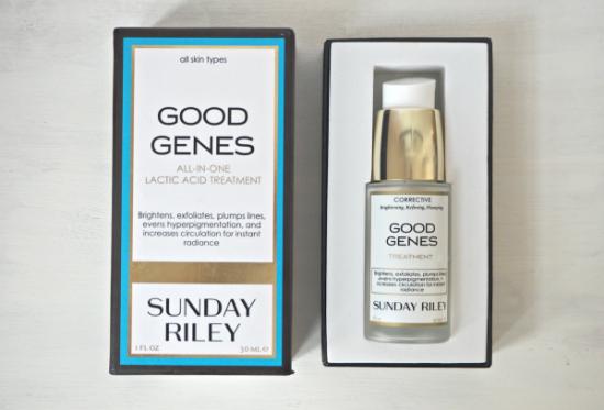 good genes sunday riley