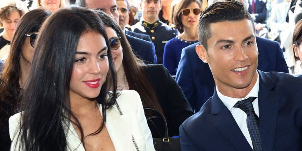 La Novia de Cristiano Ronaldo