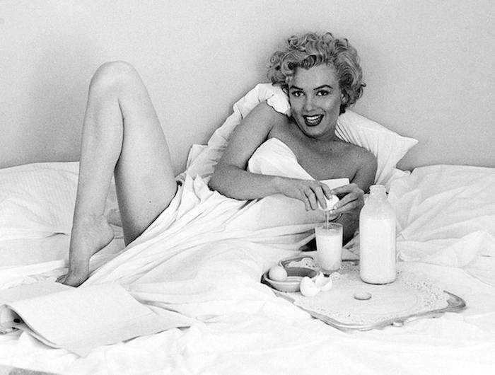 El Bizarro Desayuno de Marilyn Monroe