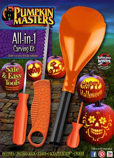 Cómo Preparar Calabaza de Halloween
