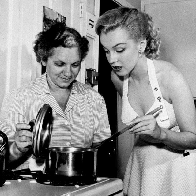 La Alimentación de Marilyn Monroe