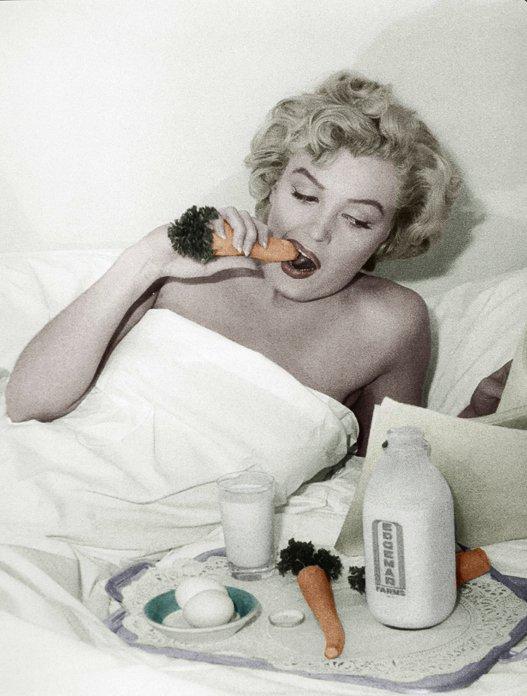 El Desayuno de Marilyn Monroe