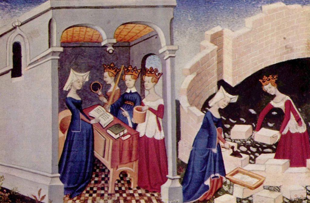Las cejas en la Edad Media