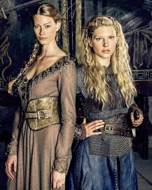 Actrices Vikingos