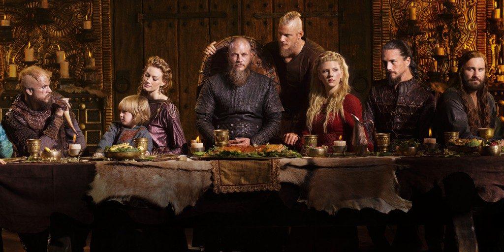 La Alimentación de los Vikingos