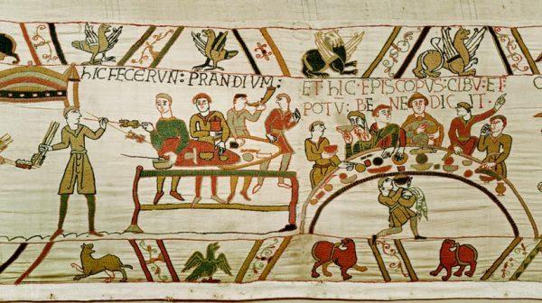 Qué Comían los Vikingos