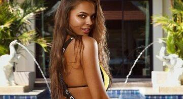 Viki Odintcova es la Diosa de Instagram