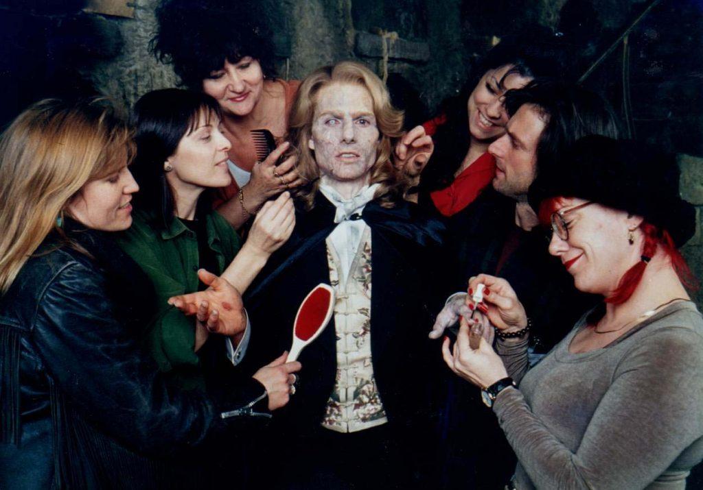 El Maquillaje de Entrevista con el Vampiro