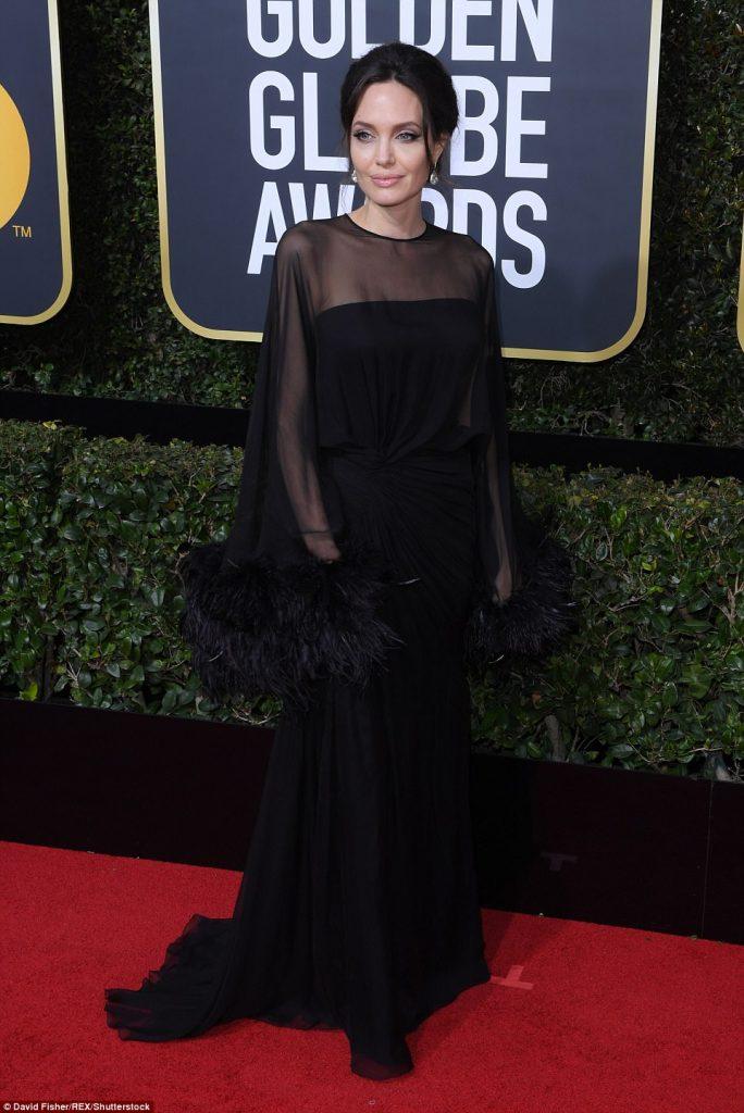 Angelina Jolie Rellenos