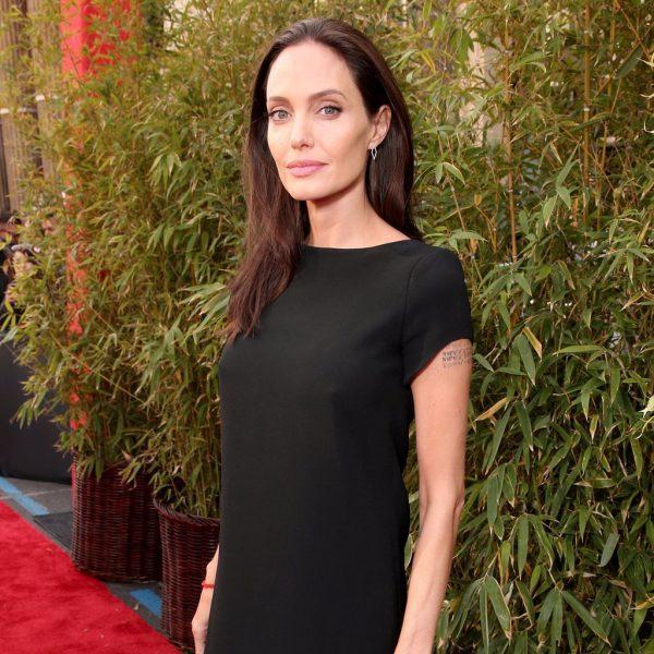 Angelina Jolie Demasiado Delgada