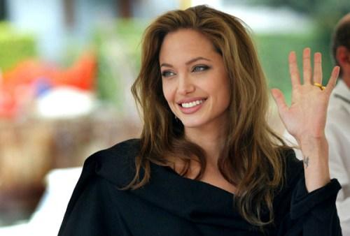 Angelina Jolie Labios