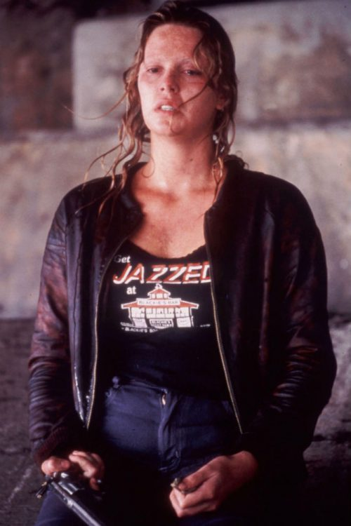Charlize Theron Maquillaje Aileen Wuornos