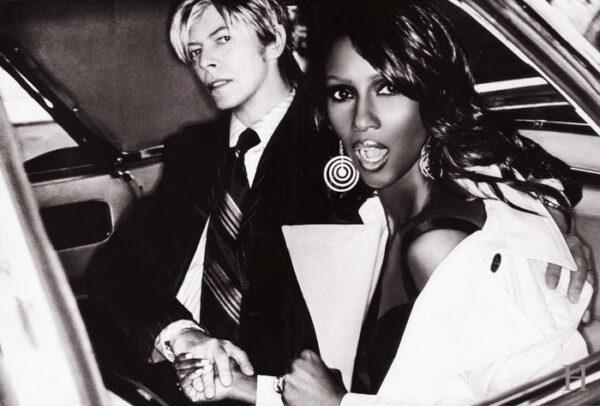 Iman y David Bowie, su Historia de Amor