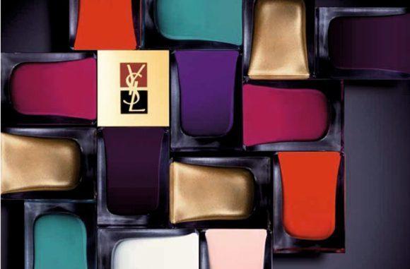 Esmaltes de Uñas Yves Saint Laurent