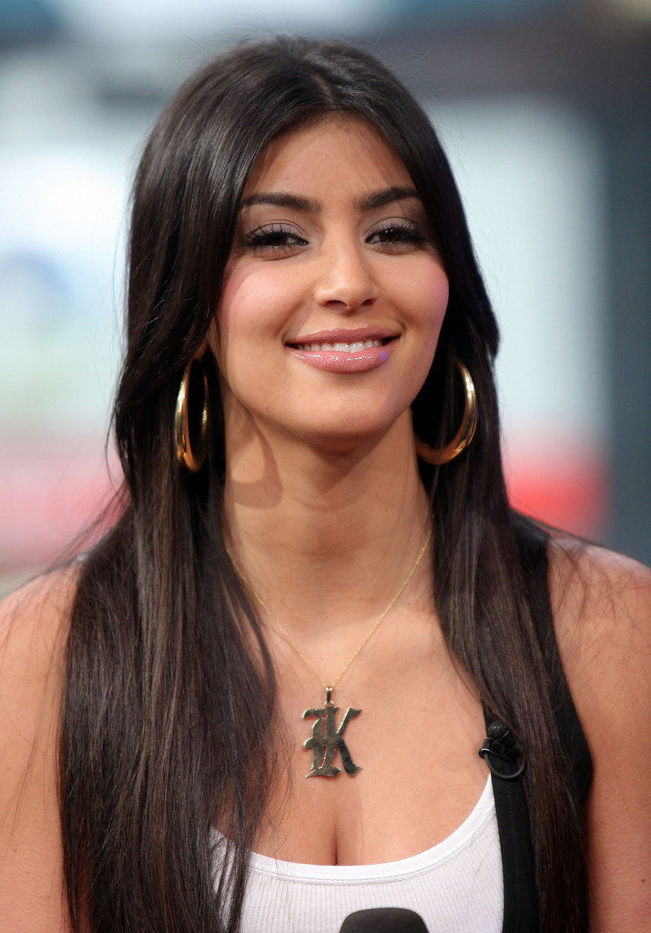 Kim Kardashian de Joven