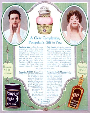 La Crema Pompeian Night Cream