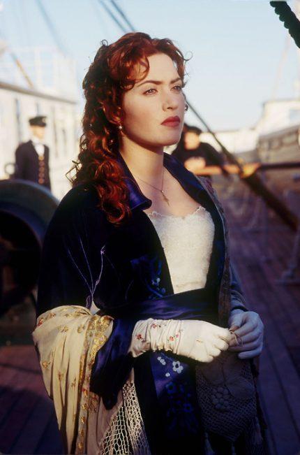 El Vestuario de Rose en Titanic