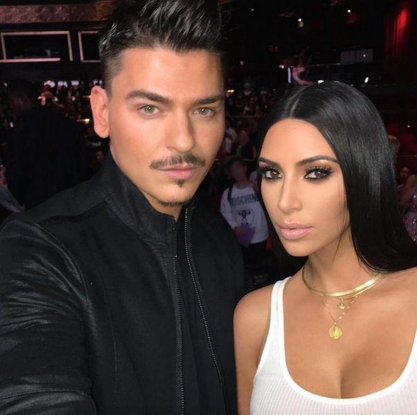 Mario Dedivanovic, el Maquillador de Kim Kardashian