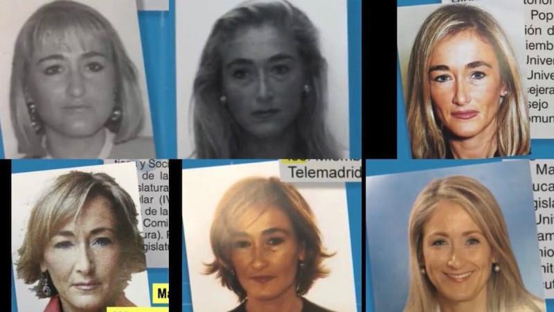 Cristina Cifuentes Operaciones