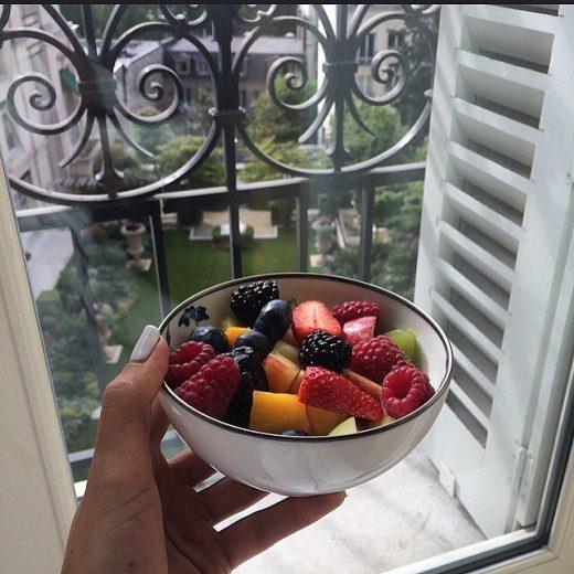 Frutas Antes de ir Al Gimnasio
