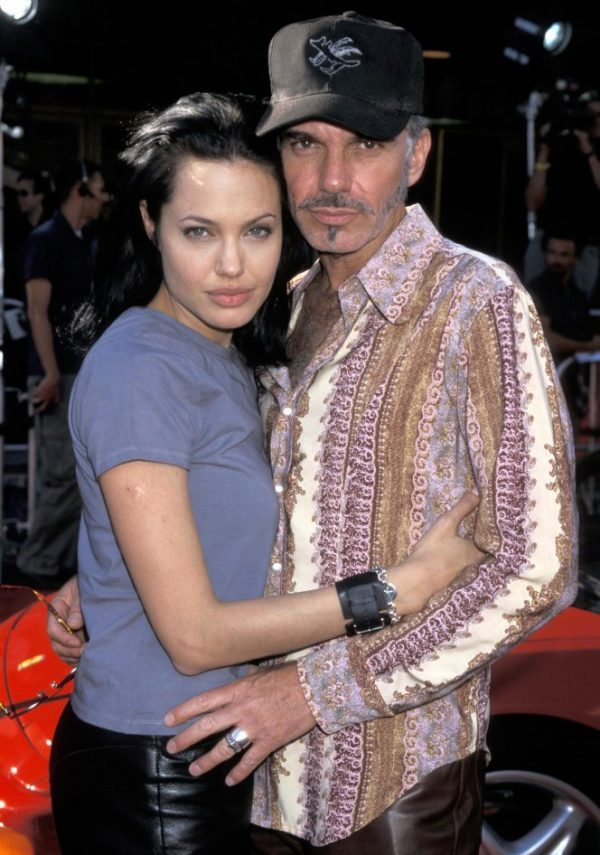Angelina Jolie y Billy Bob